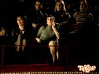 Смотреть онлайн бесплатно В театре