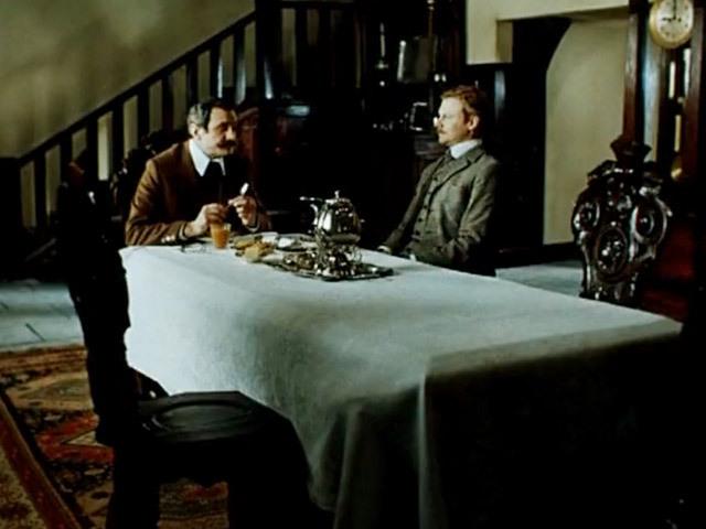 «Приключения Шерлока Холмса И Доктора Ватсона: Собака Баскервилей» — 1981