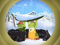 Смотреть онлайн бесплатно Зимовье гусениц