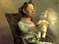 Смотреть онлайн бесплатно Кролик с капустного огорода