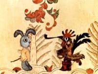 Смотреть онлайн бесплатно Лиса и заяц