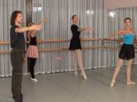 Смотреть онлайн бесплатно Танец и грация. Выпуск 1
