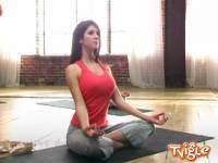 Смотреть онлайн бесплатно Знакомство с древней практикой йоги