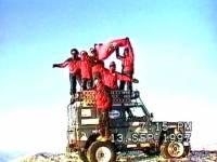 Смотреть онлайн бесплатно Land Rover на Эльбрусе
