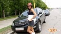 Смотреть онлайн бесплатно Шикарный Lexus Алены Водонаевой