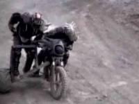 Смотреть онлайн бесплатно Без ума на мотоцикле