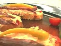 Смотреть онлайн бесплатно Тунец с перцем