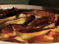 Смотреть онлайн бесплатно Запеченные яблоки с сыром