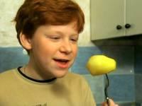Смотреть онлайн бесплатно Горячая картошечка