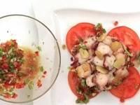 Смотреть онлайн бесплатно Салат из осьминога